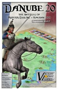 Napoleonic 20 Series : Danube 20 (Boxed Edition)